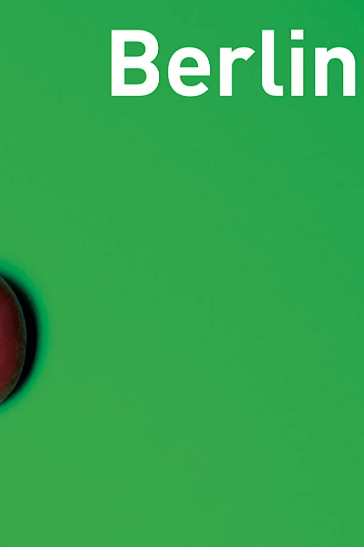 Buch: Berlin isst anders